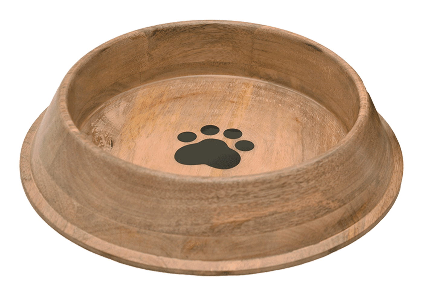 Wooden Bowl Non-Tip