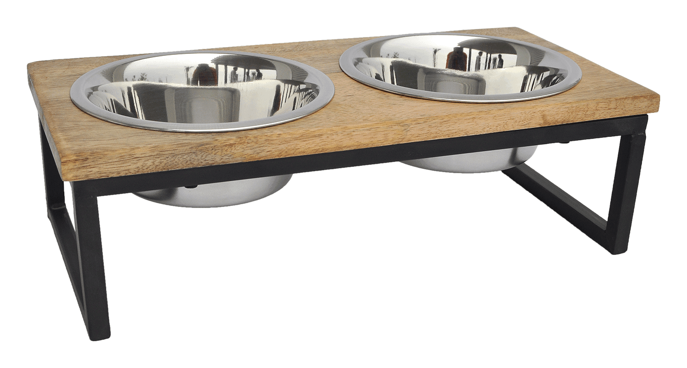 Wooden Double Diner Contemporary Design