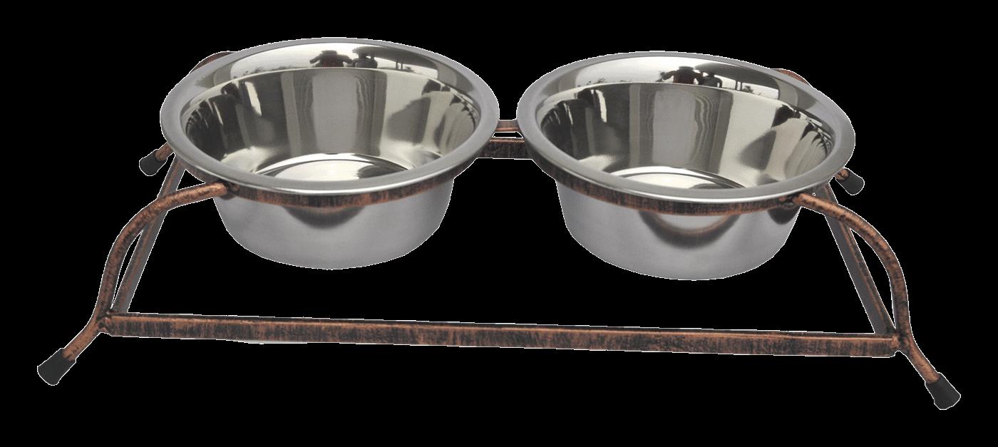 Iron Bronze Double Diner